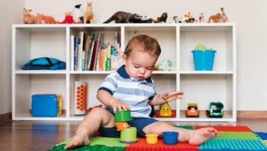 أهم أسس تربية الطفل في عمر سنتين