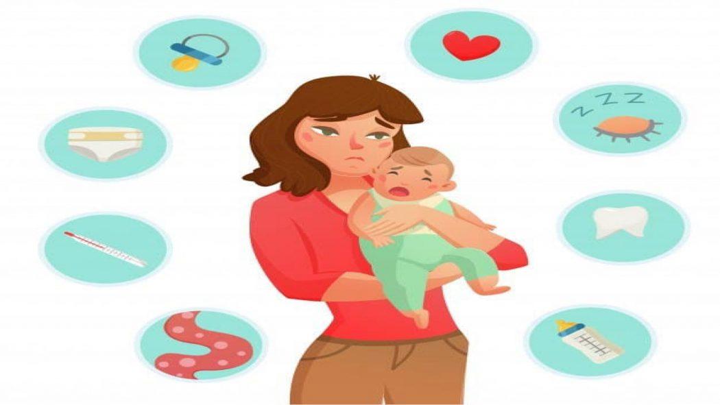 ساسية لبن الام عند الرضع