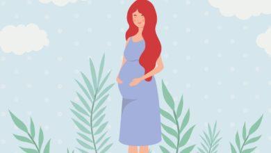 الاسبوع 22 من الحمل