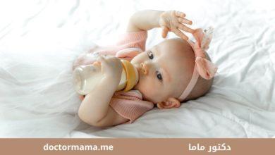 الحليب المناسب للطفل بعد السنة