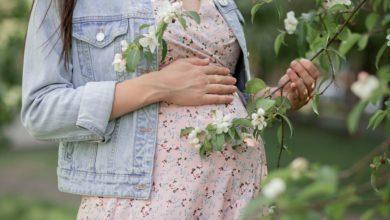الاسبوع 21 من الحمل