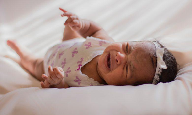 ثقب القلب عند الاطفال