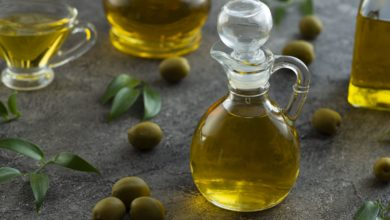 فوائد زيت الزيتون للشعر التالف
